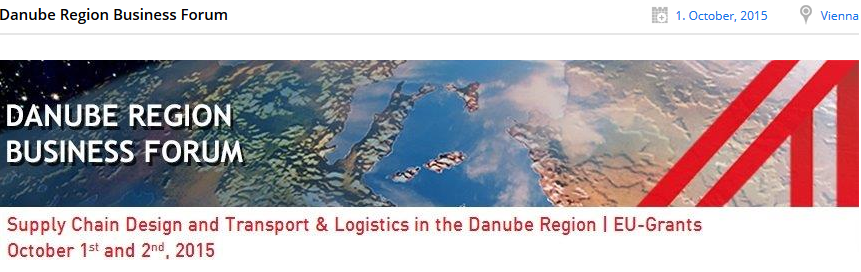 Danube Region Business Forum